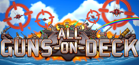 All Guns On Deck [STEAM KEY/REGION FREE] 🔥