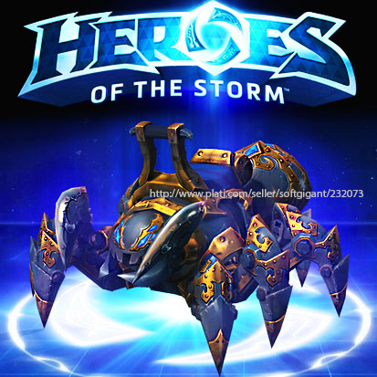 HEROES OF THE STORM - MECHANOSPIDER Mount | REG. FREE