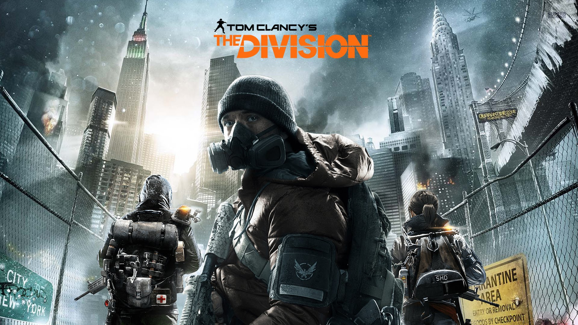Tom Clancys The Division. Standard Edition