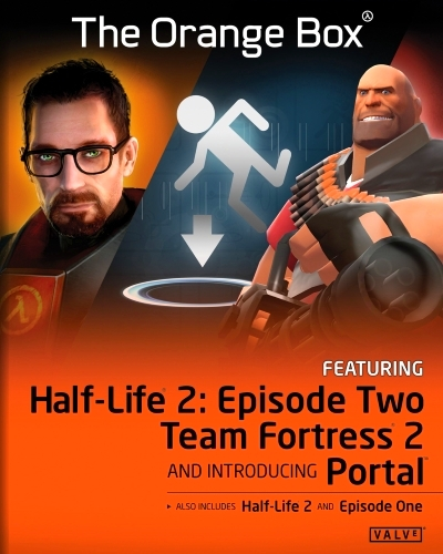 Half-Life 2 - The Orange Box (key|ru-cis)