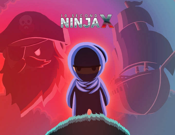 10 Second Ninja X (Steam key) -- RU