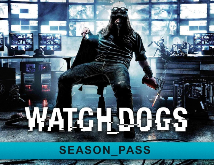 WatchDogs  Season Pass (Uplay key) -- RU