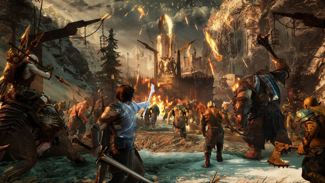 Middleearth Shadow of War (Steam key) -- RU