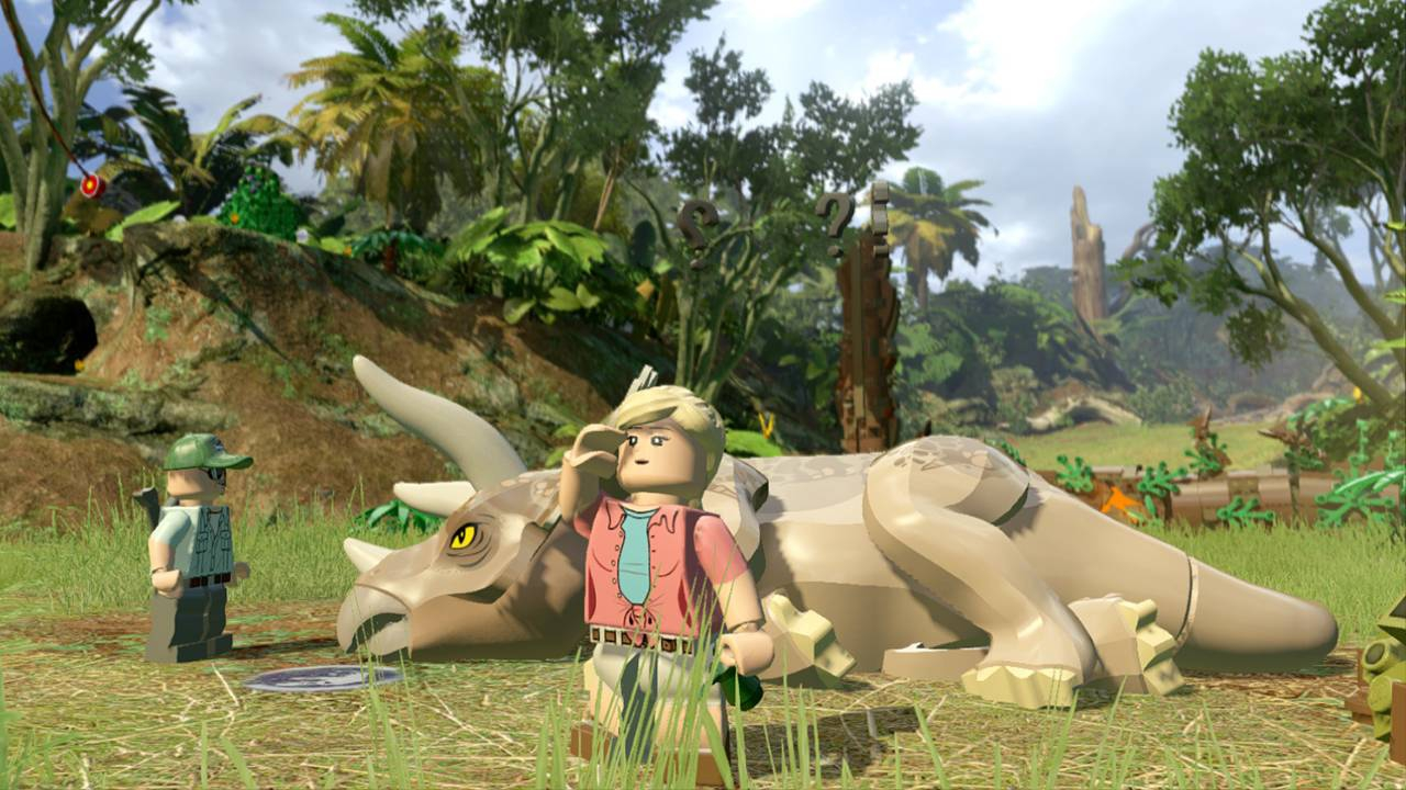 LEGO Jurassic World (Steam key) -- Region free