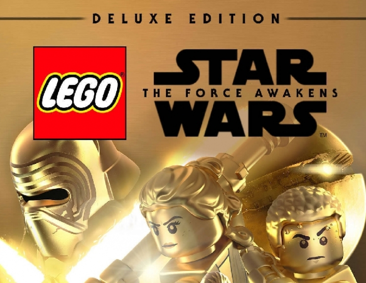 LEGO Star Wars The Force Awakens Deluxe Edition -- RU