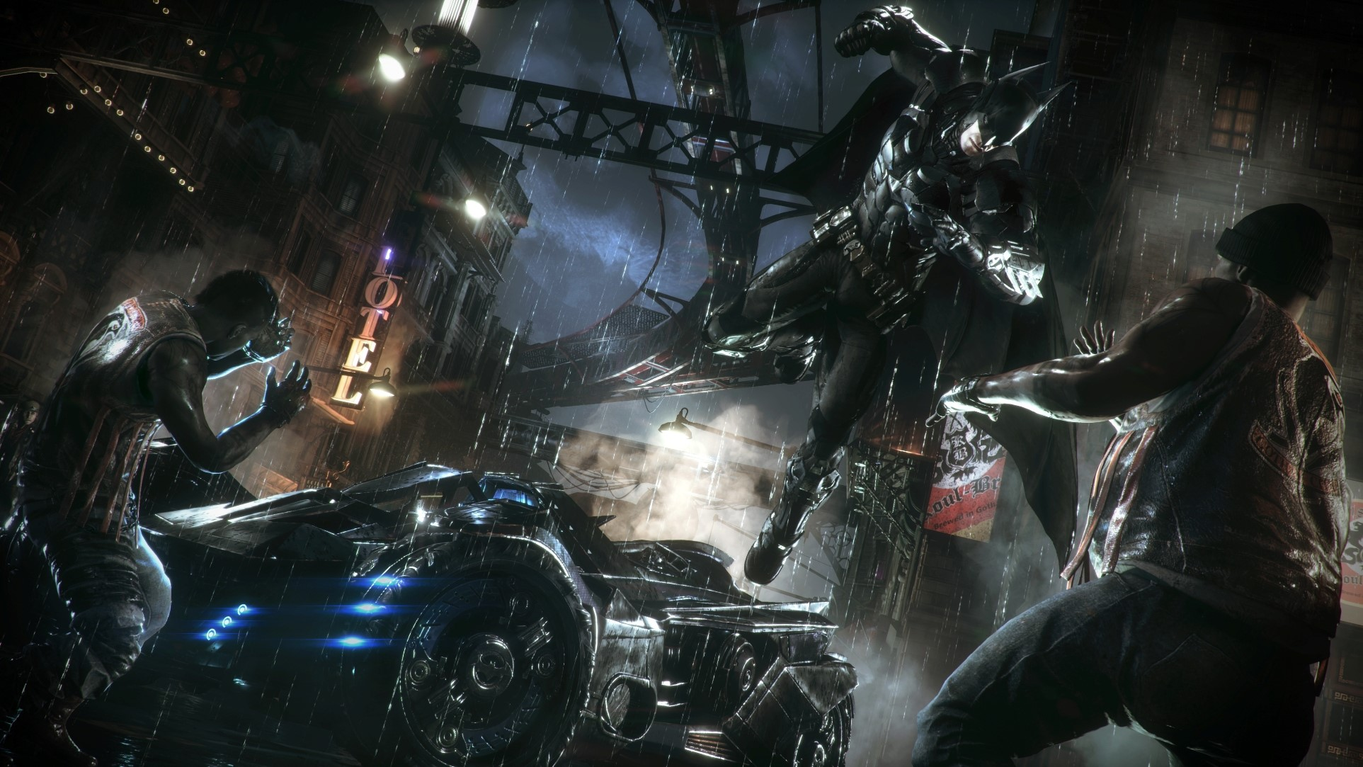 Batman Arkham Knight (Steam key) -- RU
