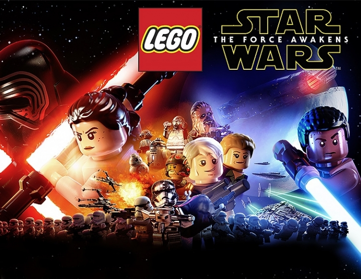 LEGO® STAR WARS™: The Force Awakens (Steam key) -- RU