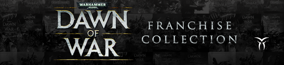 Warhammer 40k Dawn of War Franchise (Steam) -- RU