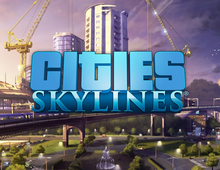 Cities Skylines (steam key) -- RU