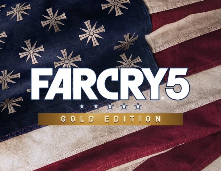 FAR CRY 5 Gold Edition (uplay ключ) -- RU