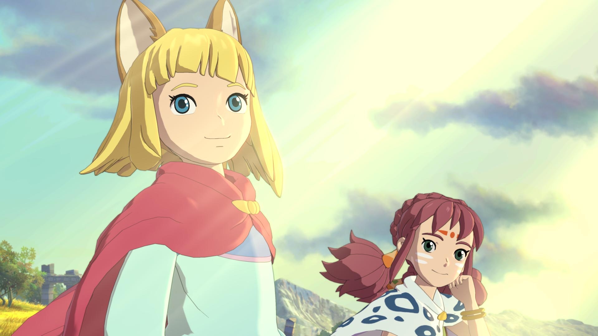 Ni no Kuni II Revenant Kingdom (steam key) -- RU