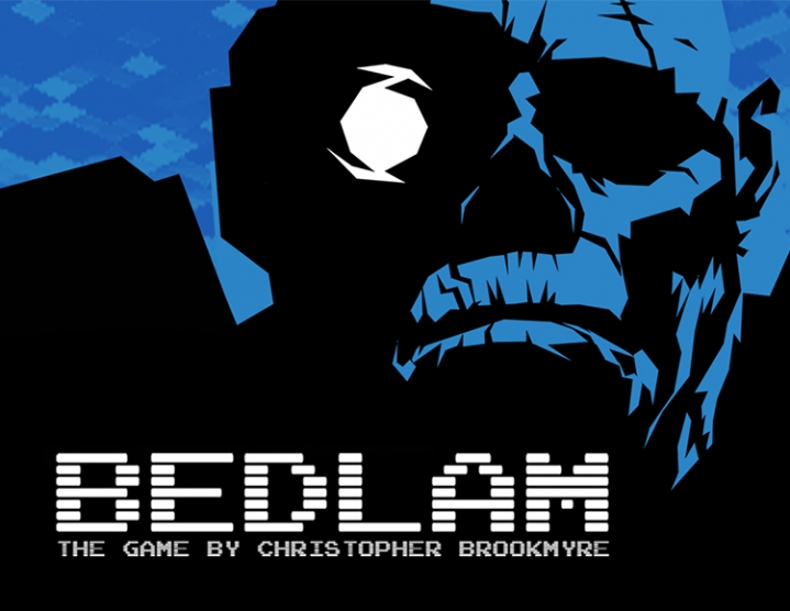 Bedlam (steam key) -- RU