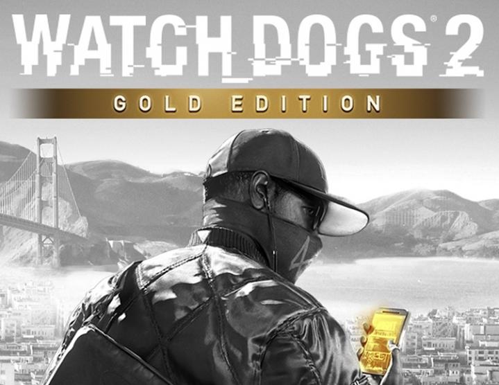 WatchDogs 2 Gold Edition (uplay key) -- RU