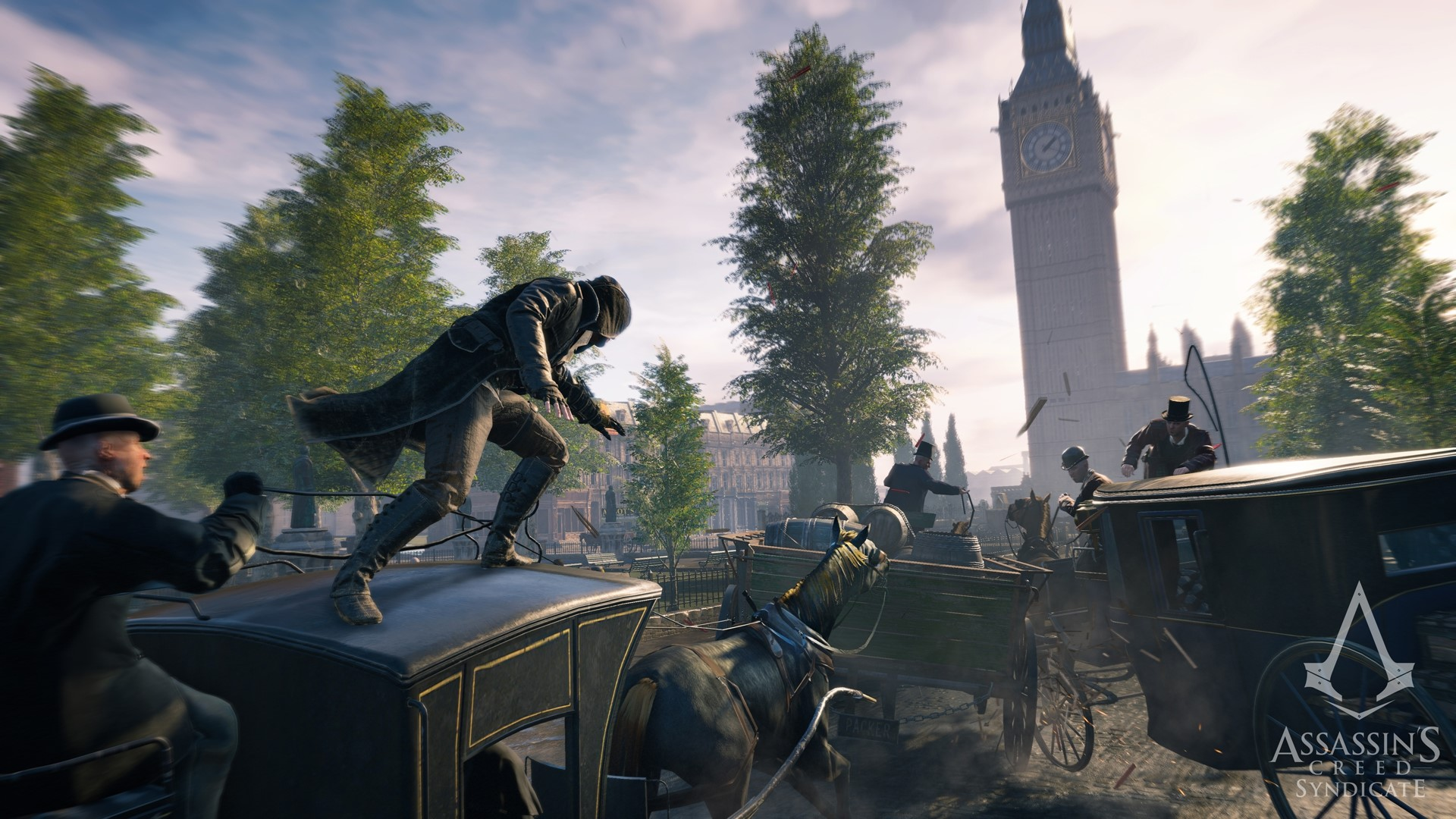 Assassins Creed Syndicate (Uplay key) -- RU