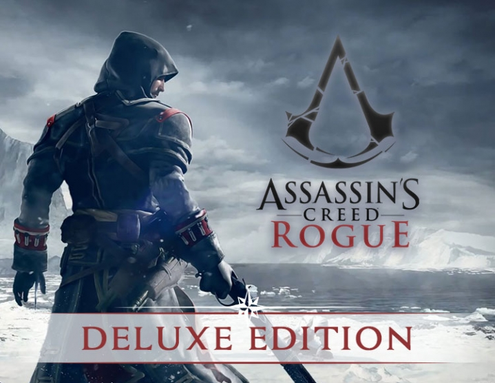 Assassins Creed Rogue Deluxe Edition (uplay) -- RU