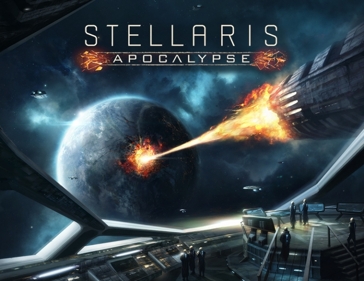 Stellaris Apocalypse (Steam key) -- RU