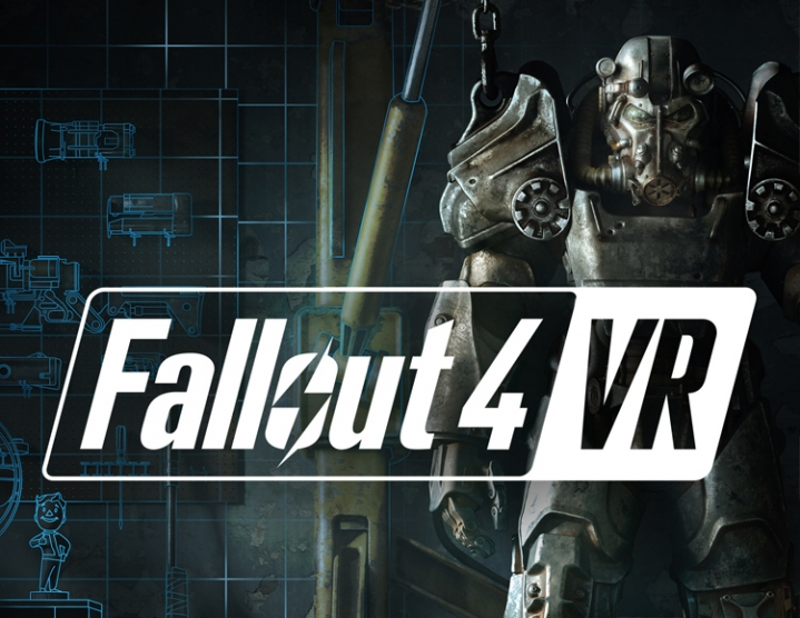 Fallout 4 VR (steam key) -- RU