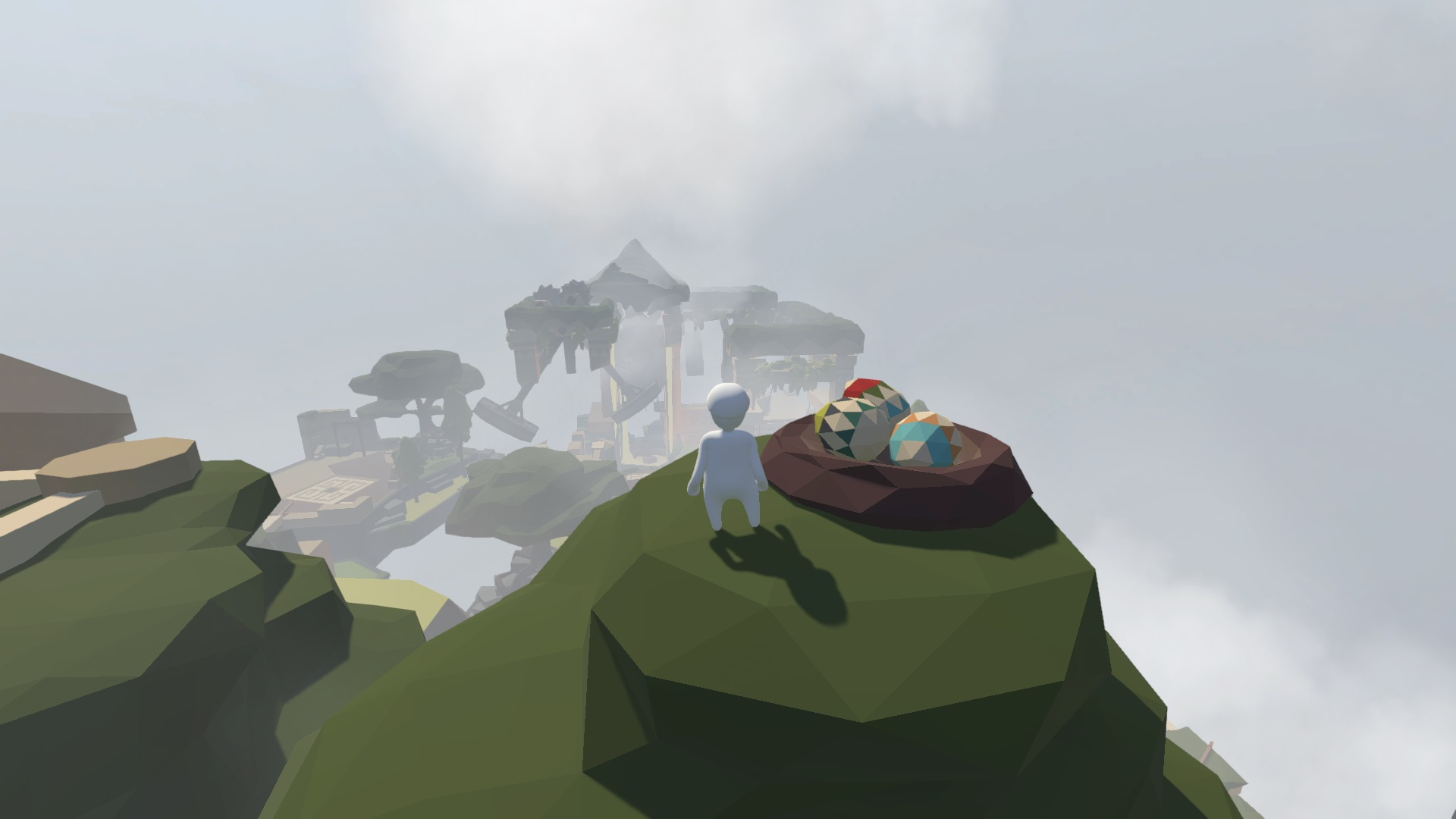 Human: Fall Flat (Steam key) -- RU
