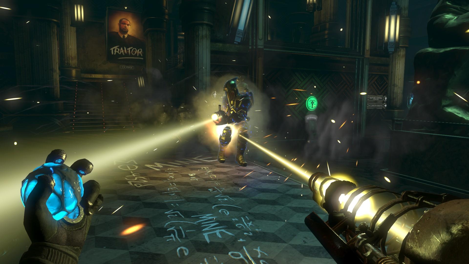 Bilderesultat for Bioshock