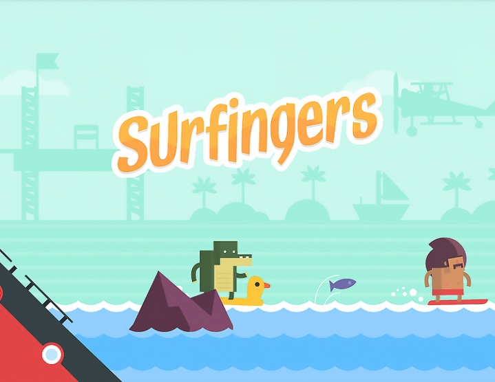 Surfingers (steam key) -- RU