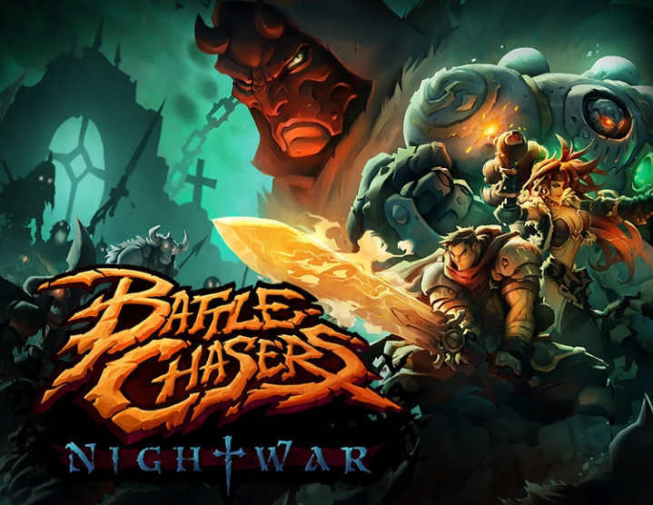 Battle Chasers Nightwar (steam key) -- RU