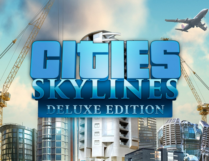 Cities Skylines Deluxe Edition (steam key) -- RU