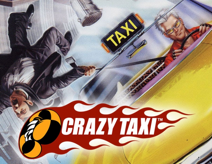 Crazy Taxi (steam key) -- RU