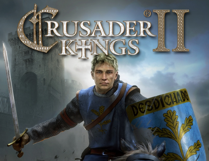 Crusader Kings II (steam key) -- RU
