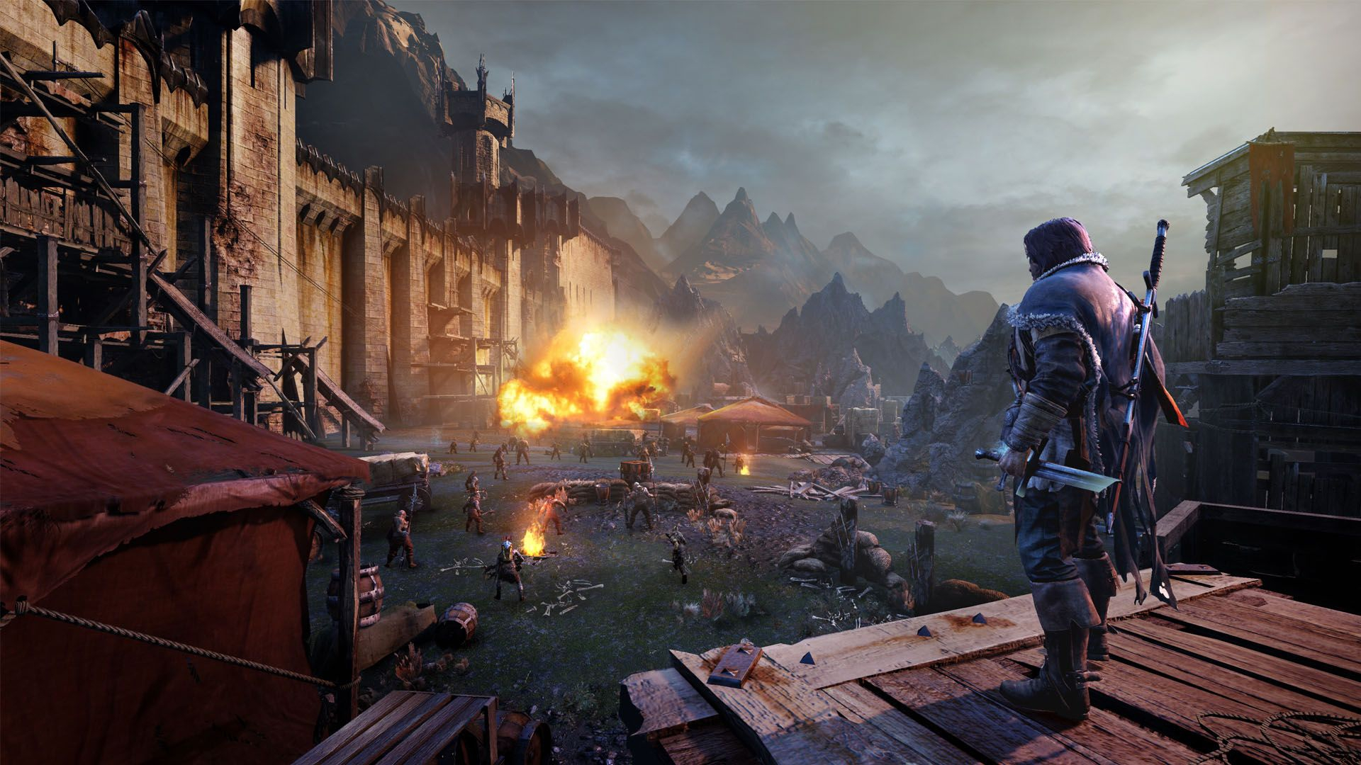 Middleearth Shadow of Mordor GOTY (Steam) -- RU