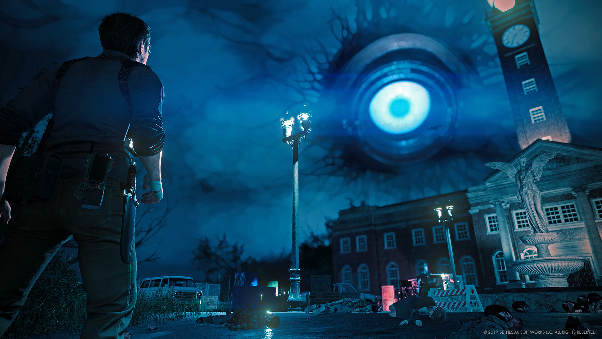The Evil Within 2 (steam key) -- RU