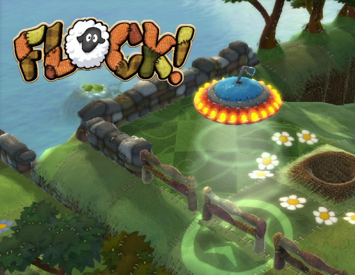 FLOCK (steam key) -- RU