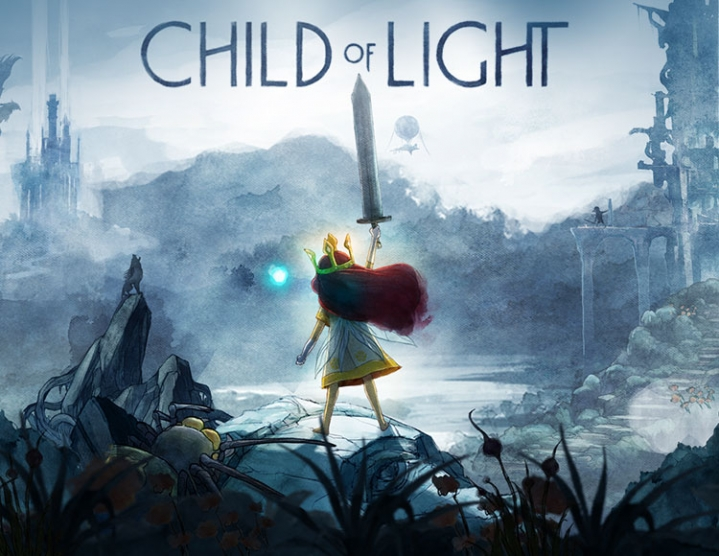 Child of Light (uplay key) -- RU