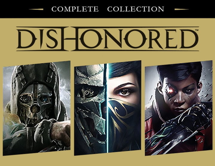 Dishonored Complete Collection (steam key) -- RU