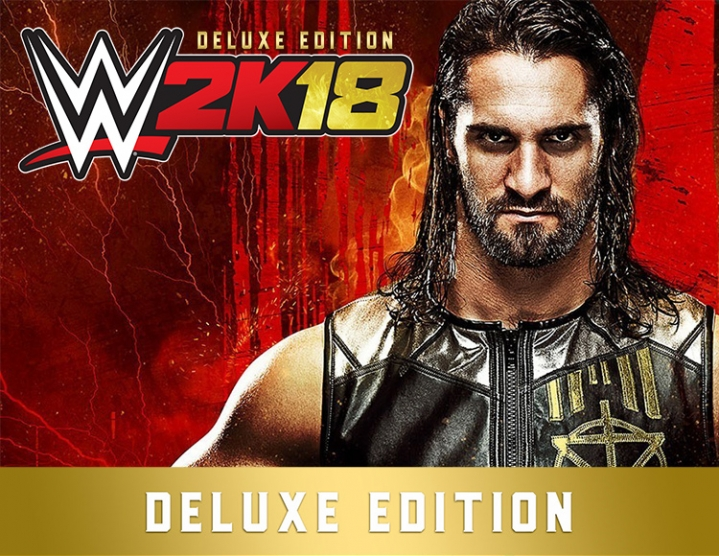 WWE 2K18  Digital Deluxe (steam key) -- RU