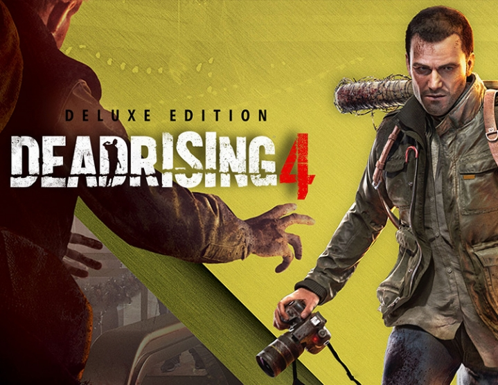 DEAD RISING 4 Franks Big Package PC  (steam key) -- RU