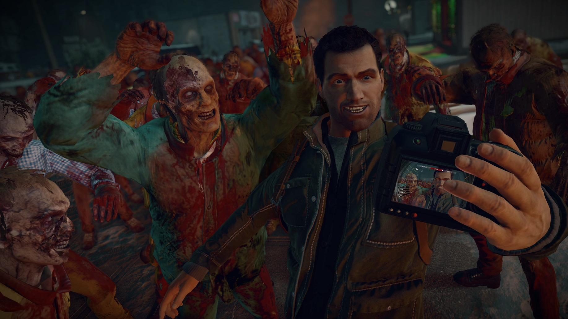 DEAD RISING 4 Deluxe Edition (steam key) -- RU