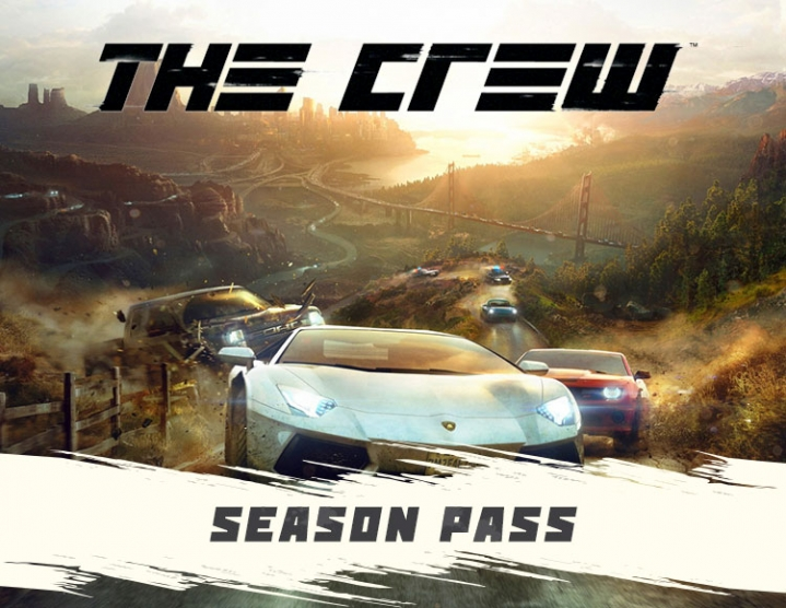 The Crew Season Pass (uplay key) -- RU