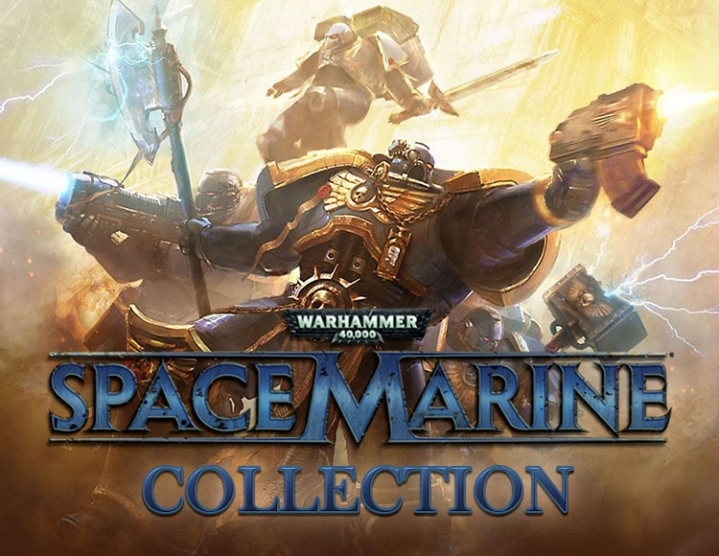 Warhammer 40000  Space Marine Collection (steam) -- RU