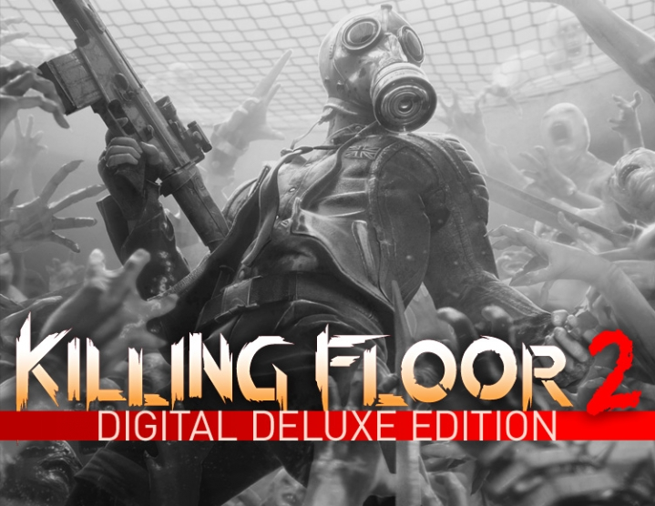 Killing Floor 2 Digital Deluxe Edition (steam) -- RU