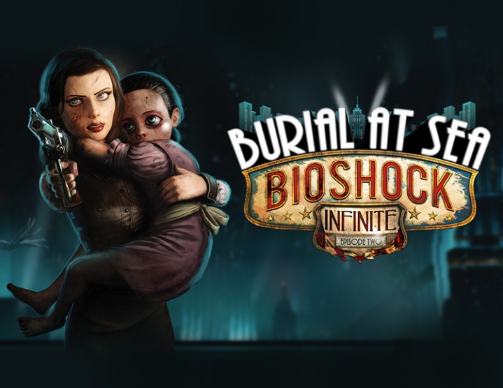 BioShock Infinite Burial at Sea Ep. 2 (Steam) -- RU