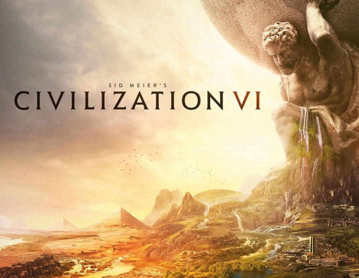 Sid Meiers Civilization VI (steam key) -- RU