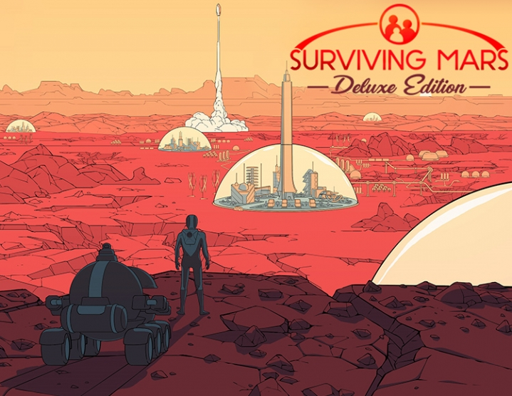Surviving Mars  Deluxe (steam key) -- RU