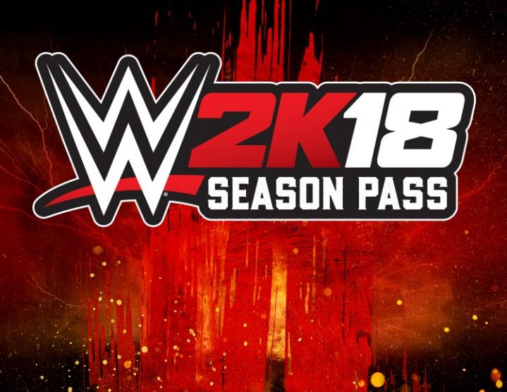 WWE 2K18 Season Pass (steam key) -- RU