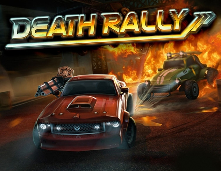 Death Rally (Steam key) -- RU