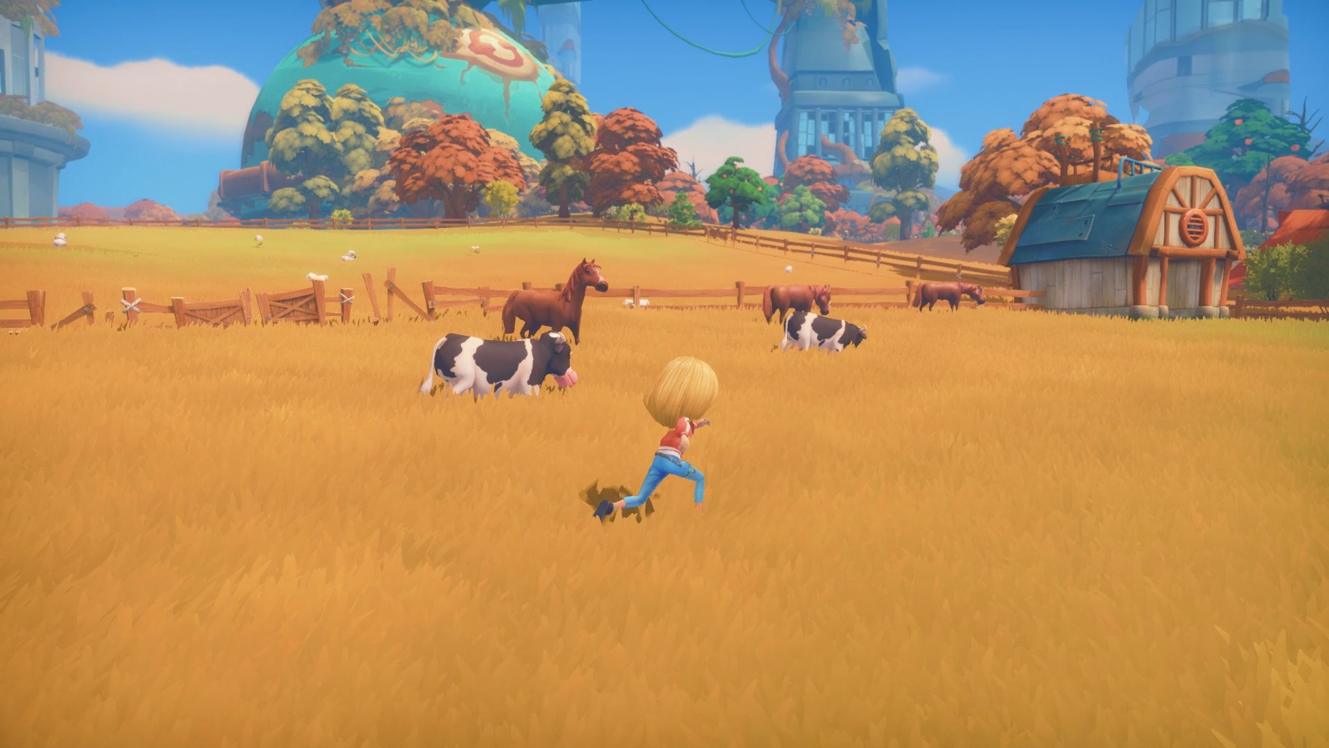 My Time at Portia (Steam key) -- RU