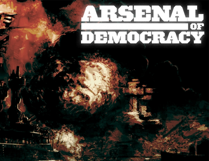 Arsenal of Democracy A Hearts of Iron (Steam) -- RU