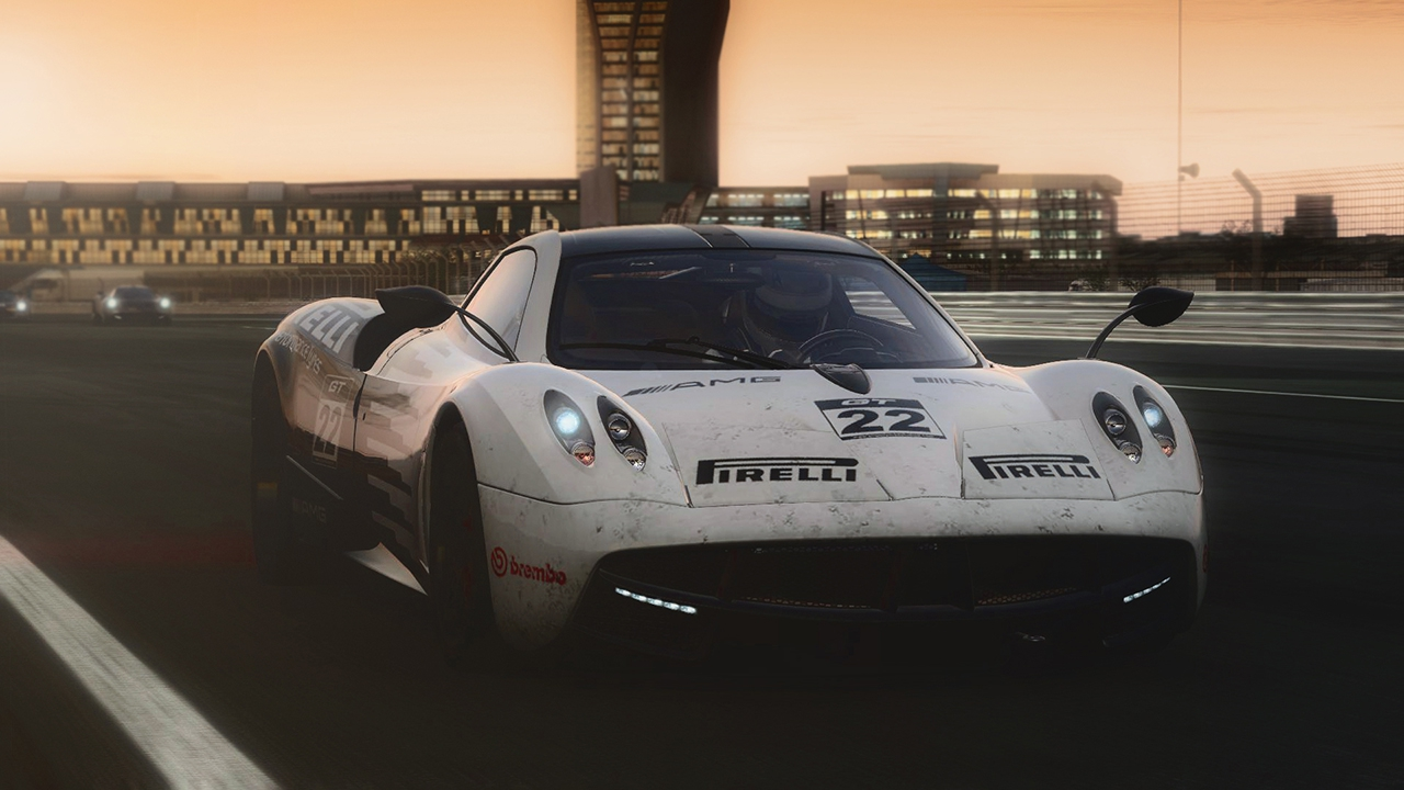 Project Cars Game of the Year Edition (steam) -- RU