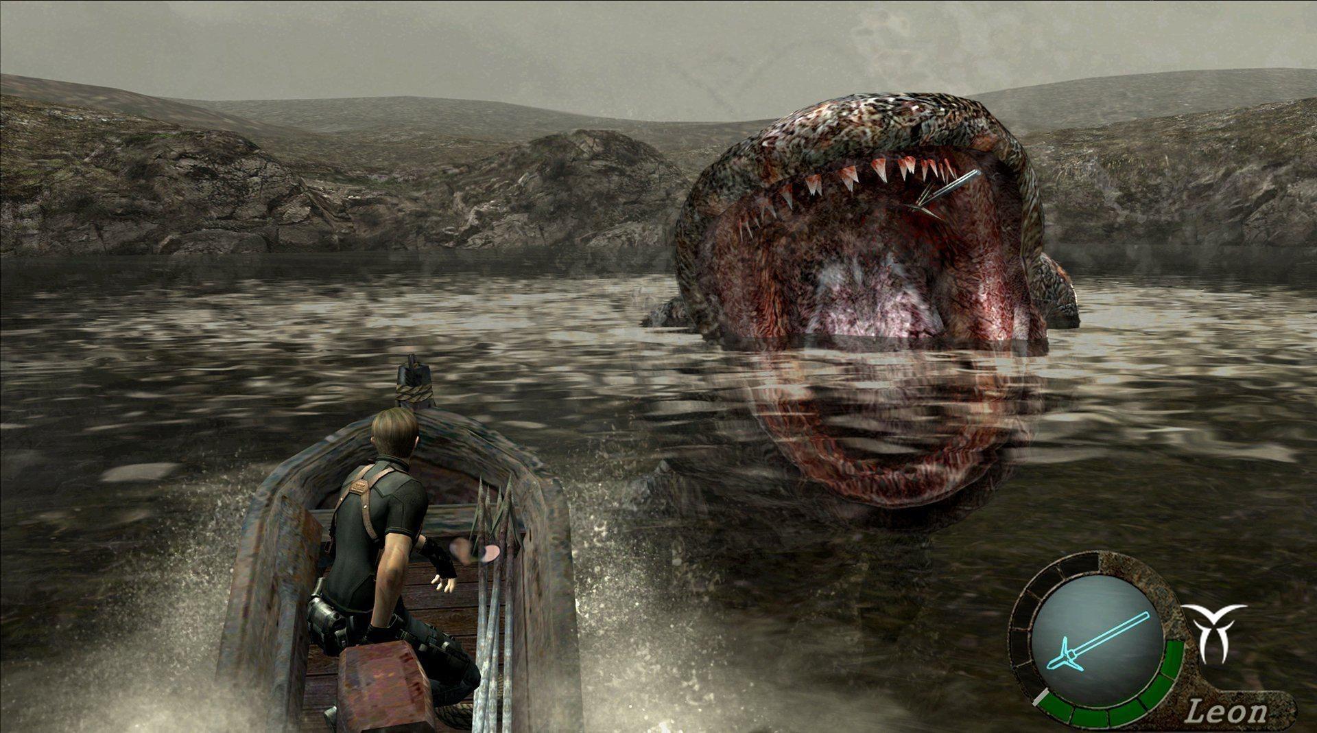 Resident Evil 4 Ultimate HD Edition (steam key) -- RU
