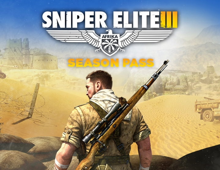 Sniper Elite 3 Season Pass (steam key) -- RU