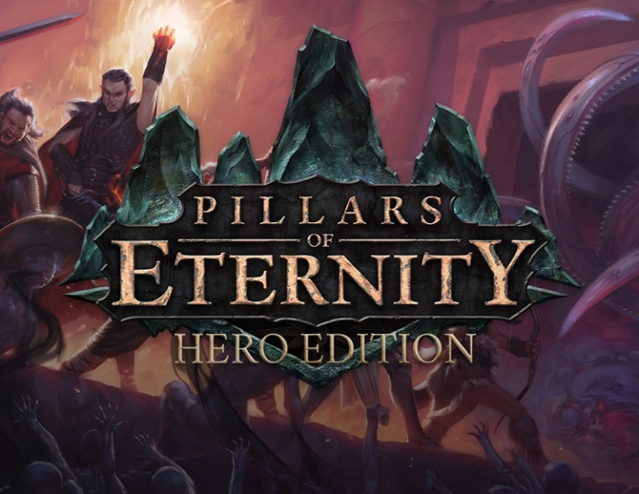 Pillars of Eternity  Hero Edition (steam key) -- RU